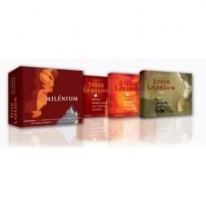 6CD / Larsson Stieg / Milénium komplet / Stránský M. / 6CD / MP3 /