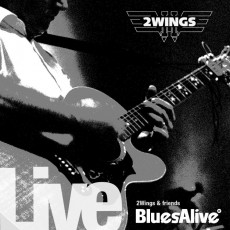 CD / 2 Wings / Live Blues Alive!