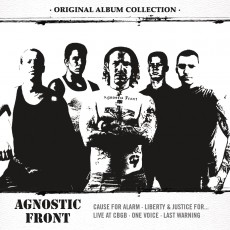 5CD / Agnostic Front / Original Album Classics / 5CD