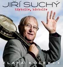 3CD / Suchý Jiří / Kdykoliv, kdekoliv / Zlatá kolekce / 3CD / Digipack