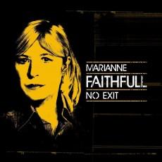 CD/BRD / Faithfull Marianne / No Exit / CD+BRD