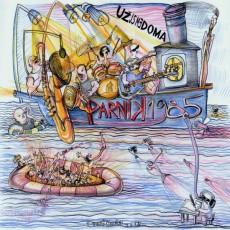 LP / Už jsme doma / Parník 1985 / Vinyl Ep