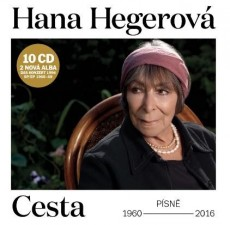 10CD / Hegerová Hana / Cesta-10CD Box