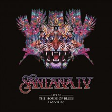 3LP / Santana / Santana IV-Live At House Of Blues / Vinyl / 3LP+DVD