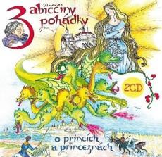 2CD / Babiččiny pohádky / O princích a princeznách 1 & 2 / 2CD