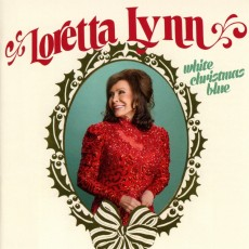 LP / Lynn Loretta / White Christmas Blue / Vinyl