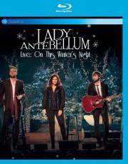 Blu-Ray / Lady Antebellum / Live:On This Winter's Night / Blu-Ray