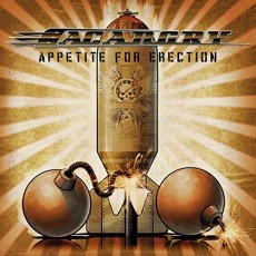 LP/CD / AC Angry / Appetite For Erection / Vinyl / LP+CD