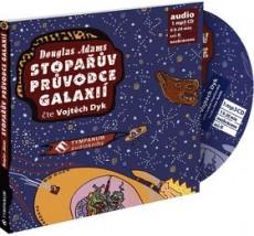CD / Adams Douglas / Stopařův průvodce po galaxii / Dyk V. / MP3