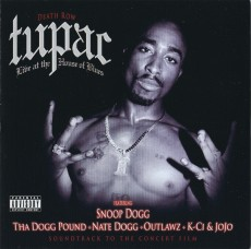 DVD / 2Pac / Live At House Of Blues
