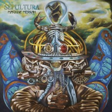 CD / Sepultura / Machine Messiah