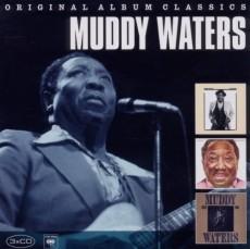 3CD / Waters Muddy / Original Album Classics / 3CD