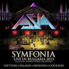 2CD/DVD / Asia / Symphonia:Live In Bulgaria 2013 / 2CD+DVD / Digipack
