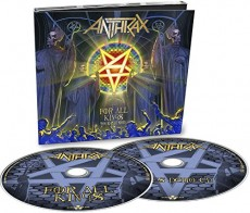 2CD / Anthrax / For All Kings / Tour Edition / Digipack / 2CD