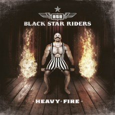 LP / Black Star Riders / Heavy Fire / Vinyl / Picture