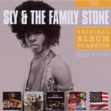 5CD / Sly & The Family Stone / Original Album Classics / 5CD