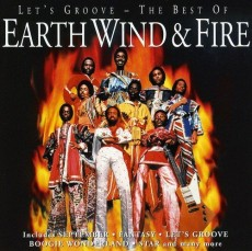 CD / Earth, Wind & Fire / Let's Groove / Best Of