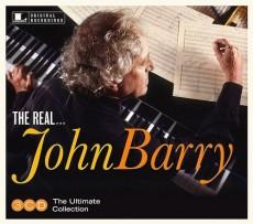 3CD / Barry John / Real...John Barry / 3CD / Digipack