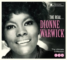 3CD / Warwick Dionne / Real...Dionne Warwick / 3CD