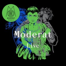 CD / Moderat / Live / Digipack
