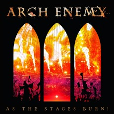 Blu-Ray / Arch Enemy / As The Stages Burn! / BRD+CD+DVD / Box