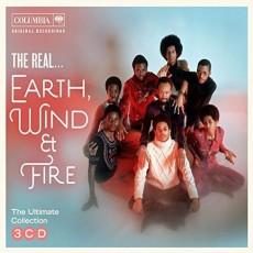 3CD / Earth, Wind & Fire / Real...Earth, Wind & Fire / 3CD