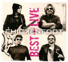 2CD / Chickenfoot / Best + Live / 2CD / Digipack