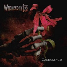 CD / Wednesday 13 / Condolences / Digipack