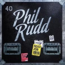 LP/CD / Rudd Phil / Head Job / Vinyl / White / LP+CD