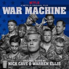 CD / Cave Nick,Ellis Warren / War Machine / OST / Digipack