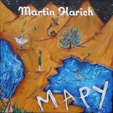 CD / Harich Martin / Mapy / Digipack