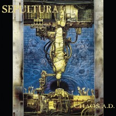 2CD / Sepultura / Chaos A.D. / Expanded Edition / 2CD / Digisleeve