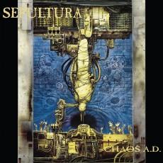 2LP / Sepultura / Chaos A.D. / Expanded Edition / Vinyl / 2LP