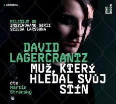 2CD / Lagercrantz David / Muž,který hledal svůj stín / 2CD / MP3