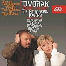 CD / Dvořák Antonín / Tvrdé palice / Stubborn Lovers