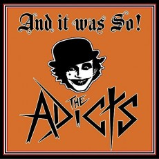 LP / Adicts / And It Was So / Vinyl