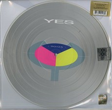 LP / Yes / 90125 / Picture Disc / Vinyl