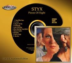 SACD / Styx / Pieces Of Eight / SACD