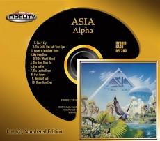 SACD / Asia / Alpha / SACD