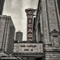 2CD / King Crimson / Live In Chicago 2017 / 2CD / Digibook