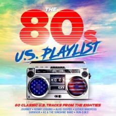 3CD / Various / 80s U.S. Playlist / 3CD / Digipack