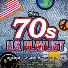 3CD / Various / 70s U.S. Playlist / 3CD / Digipack