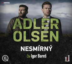 2CD / Adler-Olsen Jussi / Nesmírný / Bareš I. / MP3 / 2CD