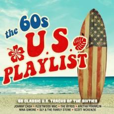 3CD / Various / 60s U.S. Playlist / 3CD / Digipack