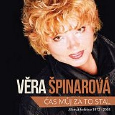 13CD / Špinarová Věra / Čas můj za to stál / 13CD