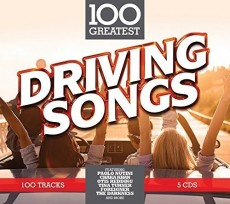 5CD / Various / 100 Greatest Driving Songs / 5CD