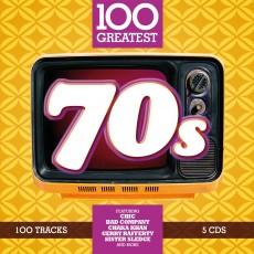 5CD / Various / 100 Greatest 70's / 5CD