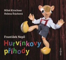 CD / Hurvínek / Hurvínkovy příhody / František Nepil / Digipack