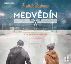 2CD / Backman Fredrik / Medvědín / 2CD / MP3