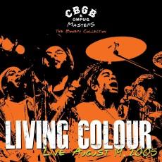 LP / Living Colour / Live August 19,2005 / Vinyl